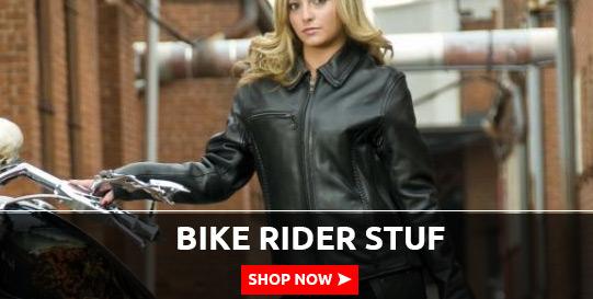 Bike Rider Stuff