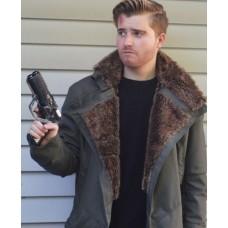 Ryan Gosling Officer k's Blade Runner 2049 Fabric coat