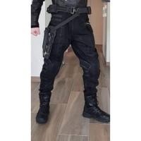 Captain America Winter Soldier : Bucky Barnes Costume Pants sebastian stan