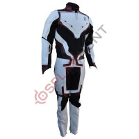 Avengers End Game : Avengers Quantum Realm White Suit ( Travel back to save the world ) For Men