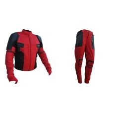 DeadPool 2 Ryan Reynolds Movie Cordura Suit  / Dead Pool Costume Full Suit