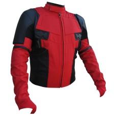 DeadPool 2 Ryan Reynolds Movie Cordura Jacket / Dead Pool Costume Full jacket