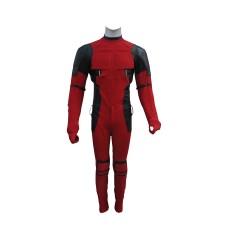 DeadPool 2 Ryan Reynolds one Piece Costume Suit ( Stretch fabric )