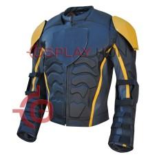 Batman Beyond Leather Jacket / Batman Moto Customized Leather Jacket The Return of Joker