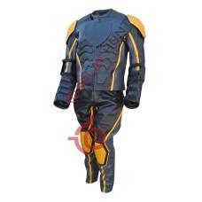 Batman Beyond Leather Suit / Batman Moto Customized Leather Suit The Return of Joker