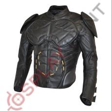 Batman Begins Nomex Leather Jacket / Batman Nomex Leather Jacket