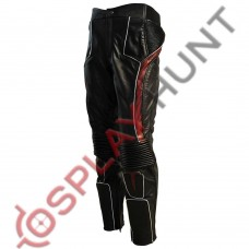Scott Lang Ant-Man Movie Leather Wax Trouser / Ant-Man :Heros Don't Get Any Bigger