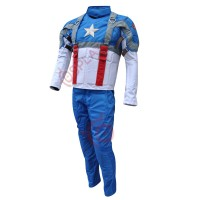 Captain America The First Avenger Chris Evans Costume Suit / The First Avengers suit