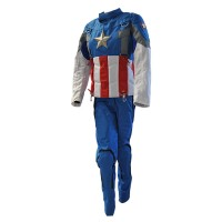 Captain America Winter soldier Golden age Ladies suit ( smithsonian suit)