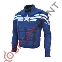 Captain America stealth strike Lycra Jacket / Captain America The Winter Soldier