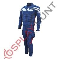 Captain America stealth strike Lycra Suit / Captain America The Winter Soldier