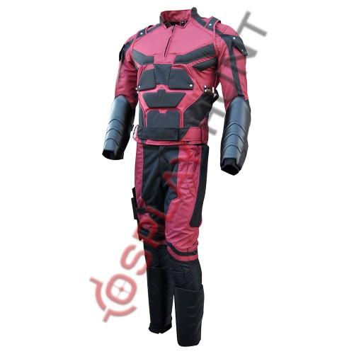 Charlie Cox Netflix Daredevil Costume Cordura Fabric suit / Daredevil Season 2 Suit