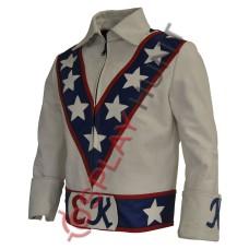 Evel Knievel Motorcycle Leather Jacket / I Am Evel Knievel