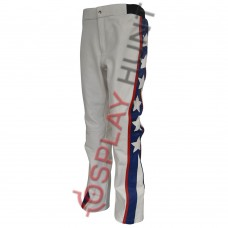 Evel Knievel Motorcycle Leather Trouser / I Am Evel Knievel