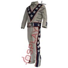 Evel Knievel Motorcycle Leather Suit / I Am Evel Knievel