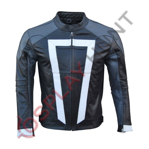 Agents Of Shield Ghost Rider Season 4 Jacket / Gabriel Luna Agents Of Shield Leather Jacket