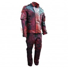 Guardians of the Galaxy Vol. 2 star Lord Chris Pratt Costume suit