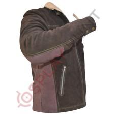 Rick Grimes The Walking Dead Season 6 Leather Jacket / The Walking Dead Jacket