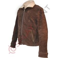 Rick Grimes The Walking Dead Season 4 Leather Jacket / The Walking Dead Jacket
