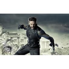 X-Men Days of Future Wolverine Leather Suit / X-Men Wolverine Costume Suit