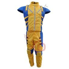 X-Men Wolverine Original Comic Suit / X-men Famous Yellow and Blue Suit