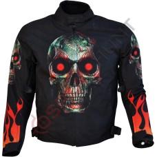 Men Textile Jackets