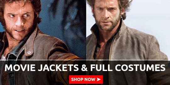 Movie Jackets and Full Costumes