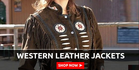 Western Leather Jackets