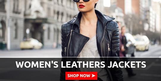 Women's Leathers Jackets