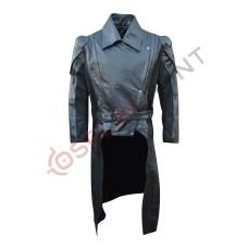 GI JOE Cobra Commander Retaliation Leather Coat